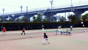 高石市テニスフェスティバル